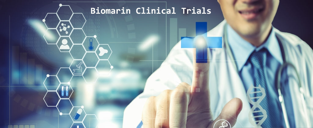 biomarin clinical trials